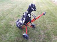 Junior Golf Clubs (age 8-12)