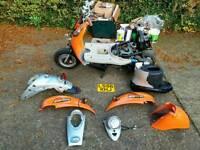 Sukida Roma 50cc scooter spares or repairs