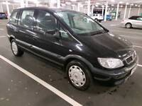 vauxhall zafira 7 seater 1 owner