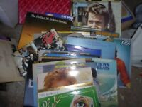BOX OF OLD LPs (70's and 80's)