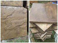 Paving slabs from £1