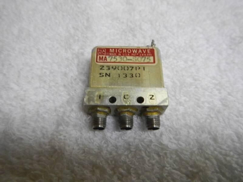 M/A-COM Microwave Switch MA7530-S075