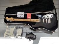 Fender Stratocaster USA Black