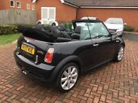 Mini Cooper S 1.6 Convertible Supercharged 170 bhp Chilli Pack