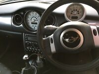 Mini one D 1400. Lovely condition. 95,000 miles. Midnight blue but looks black! Fun to drive!