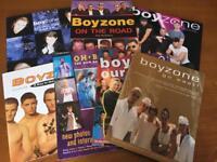Boyzone Book Bundle / Job Lot - Originals / Collection