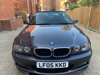 BMW, 3 SERIES, Convertible, 2005, Other, 1995 (cc), 2 doors