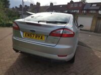 2008 Ford Mondeo 2.0 TDCi Ghia 5dr Manual @7445775115