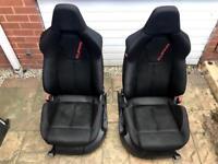 Seat Leon cupra wingbacks (full set )