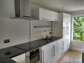 Smart, light and airy Two/Three double bedroom duplex apartment with offroad parking