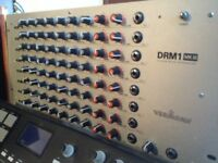 Vermona DRM 1 MKIII analog drum machine