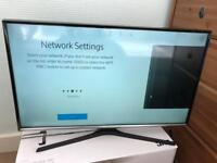 "Samsung Smart LED TV 32"" T32E390SX! Ex-Display! RRP £249.99! Bargain!"