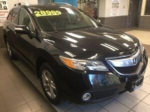 2014 Acura RDX PREMIUM | ROOFRACK | BOUGHTHERE | 1OWNER | ONLY58 Oakville / Halton Region Toronto (GTA) image 3