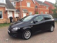 2010 SEAT ALTEA SE 2.0 TDI DIESEL, MOT 12 MONTHS, ONE PREVIOUS OWNER, CRUISE