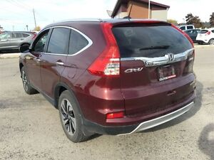 2015 Honda CR-V Touring Stratford Kitchener Area image 4