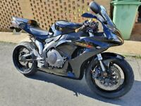 2007 HONDA 1000 RR7 FIREBLADE RIDE AWAY BARGAIN NICE FAST BIKE