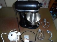 Kitchen Aid Professional HD stand mixer