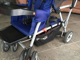 Double Buggy/Tandem Pushchair - Joovy Caboose