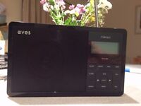 Aves digital DAB portable radio