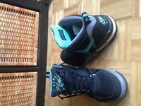 Men's/Teenager casual and Basketball shoes size 8