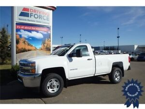 2015 Chevrolet Silverado 2500HD - 8 Ft Long Box, Regular Cab