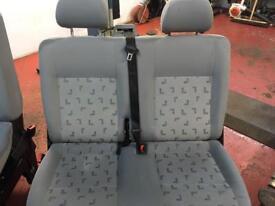 Volkswagen transporter t5 seats
