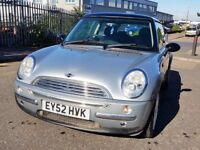 MINI COOPER 2002 [BRAND NEW MOT, PRICED REDUCED]