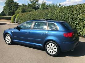 AUDI A3 1.9 TDI SPECIAL EDITION £30 ROAD TAX