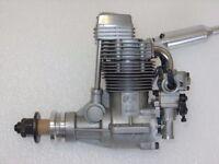 OS 120 FS Surpass mk2 pumped 20cc model aircraft four stroke engine