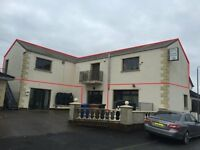 1350sqft Commercial Premises to let coalisland area -3 Phase Electric Installed close to M1 motorway
