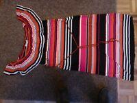 """""""Oasis"""" sundress size 14 stretchy materiel"""