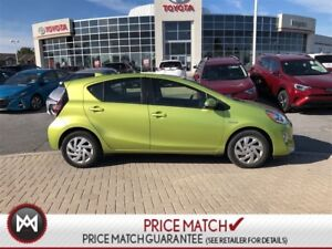 2015 Toyota Prius C KEYLESS,POWER FEATURES & MORE! SAVE GREEN,BE