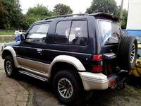 1993 mitsubishi shogun 3.5 litre v6 engine petrol automatic £1000 may p/ex why