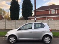 TOYOTA YARIS AUTOMATIC, 1.0, 04 REG, 90K MILES, FSH, HPI CLEAR, 1 YR MOT, DELIVERY AVAILABLE,