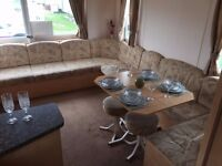 **FANTASTIC STARTER STATIC HOLIDAY HOME IN PRESTATYN, NORTH WALES | BEACH SIDE PARK | PET FRIENDLY**