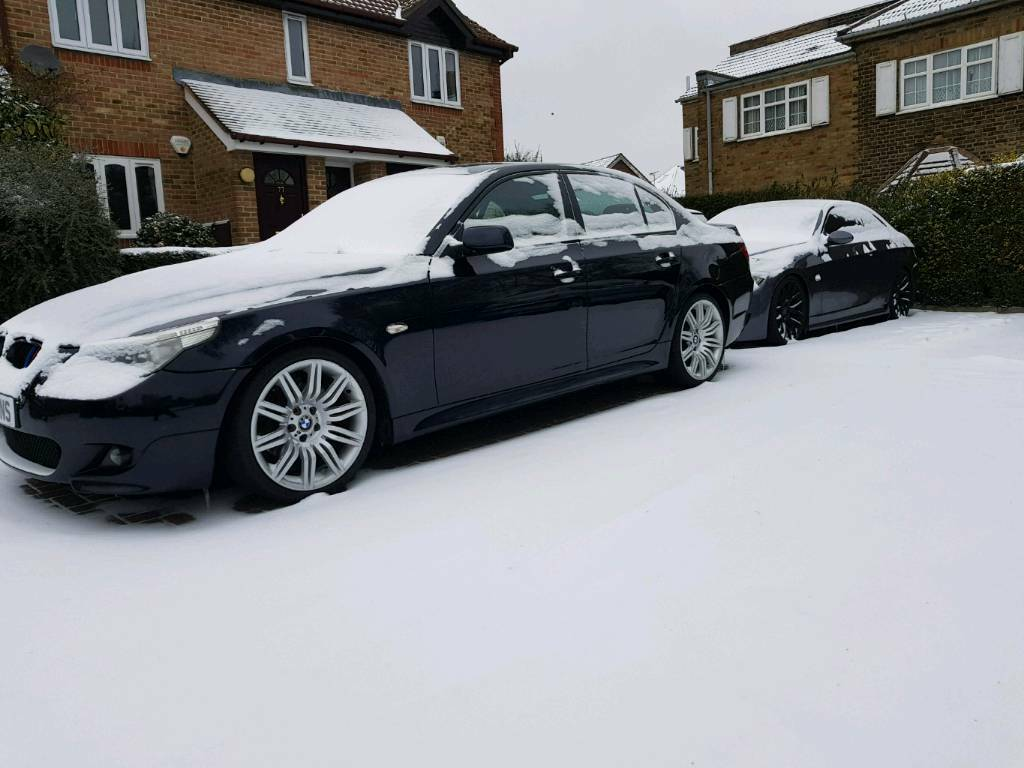 2005 bmw 530d m sport carbon black remapped fsh superb condition modified in east london. Black Bedroom Furniture Sets. Home Design Ideas