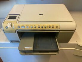 HP Colour Printer Scanner Photosmart C5200