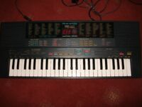 Yamaha PSS-580 Music station keyboard