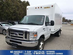 2015 Ford Econoline 16FT CUBE VAN| ONLY 26992KM | THESE SELL QUI