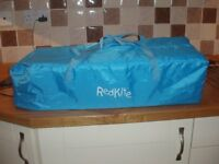 Red Kite (Sleep Tight) Travel Cot