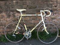 Raleigh Kelloggs Pro Tour Road Bike Racing l'eroica Excellent Original Retro