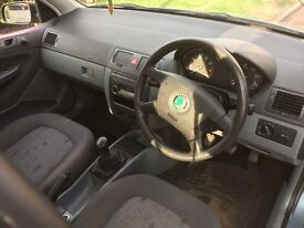 Great Skoda Fabia. Reduced to sell asap