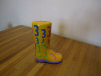 piggy bank - savings boot