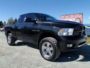 2010 Dodge Ram 1500 SPORT! JACKED! CERTIFIED!