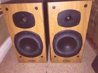 Tannoy Mercury M2 Cherrywood Speakers