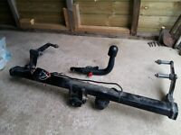 TOW BAR FOR RENAULT CLIO FOR 2013 MODEL