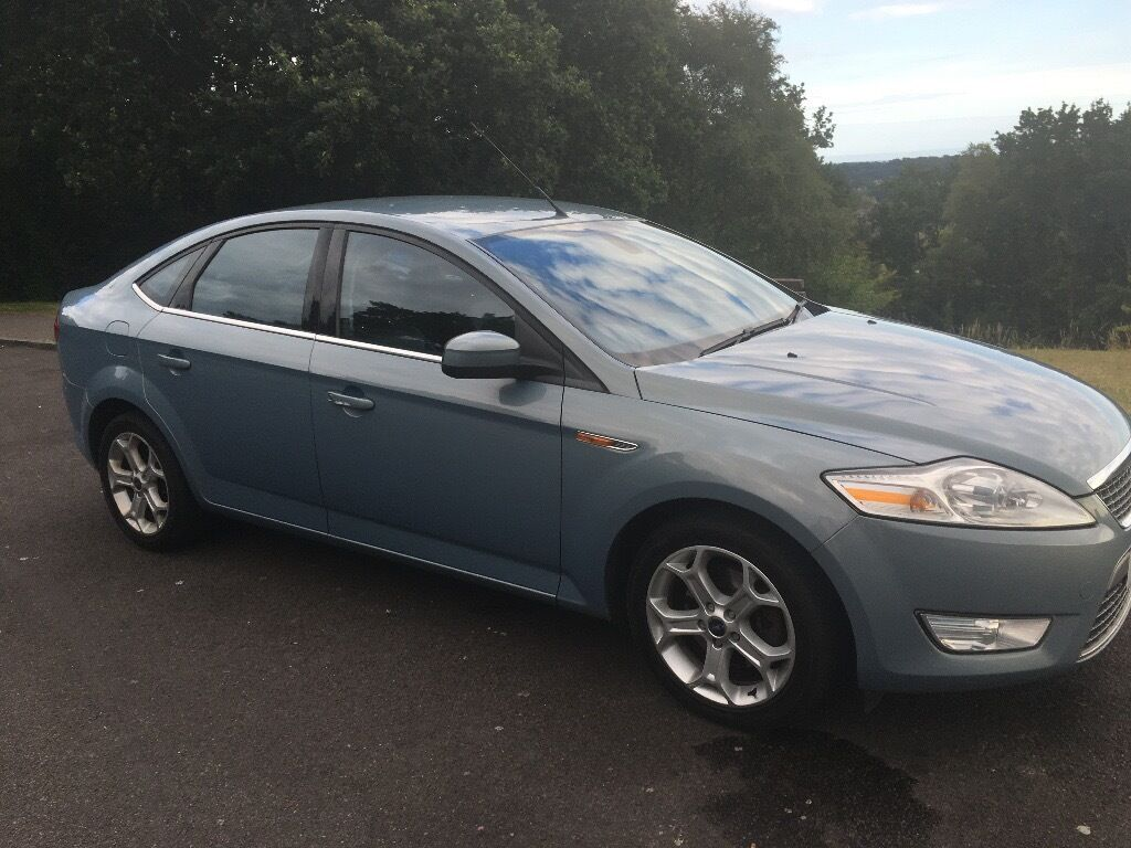 2011 ford mondeo titanium x 2 0 diesel 160bhp automatic mot till july 2017 i owner in poole. Black Bedroom Furniture Sets. Home Design Ideas