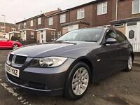 BMW 320D 6 speed diesel