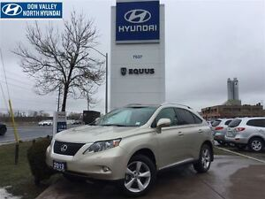 2012 Lexus RX 350 PREMIUM PACKAGE, AWD, VENTILATED SEATS
