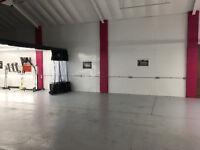 Warehouse / Workshop Space / Garage / Storage - up to 2800 sq ft
